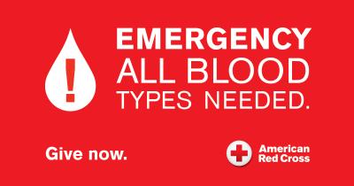 Emergency! Blood needed!