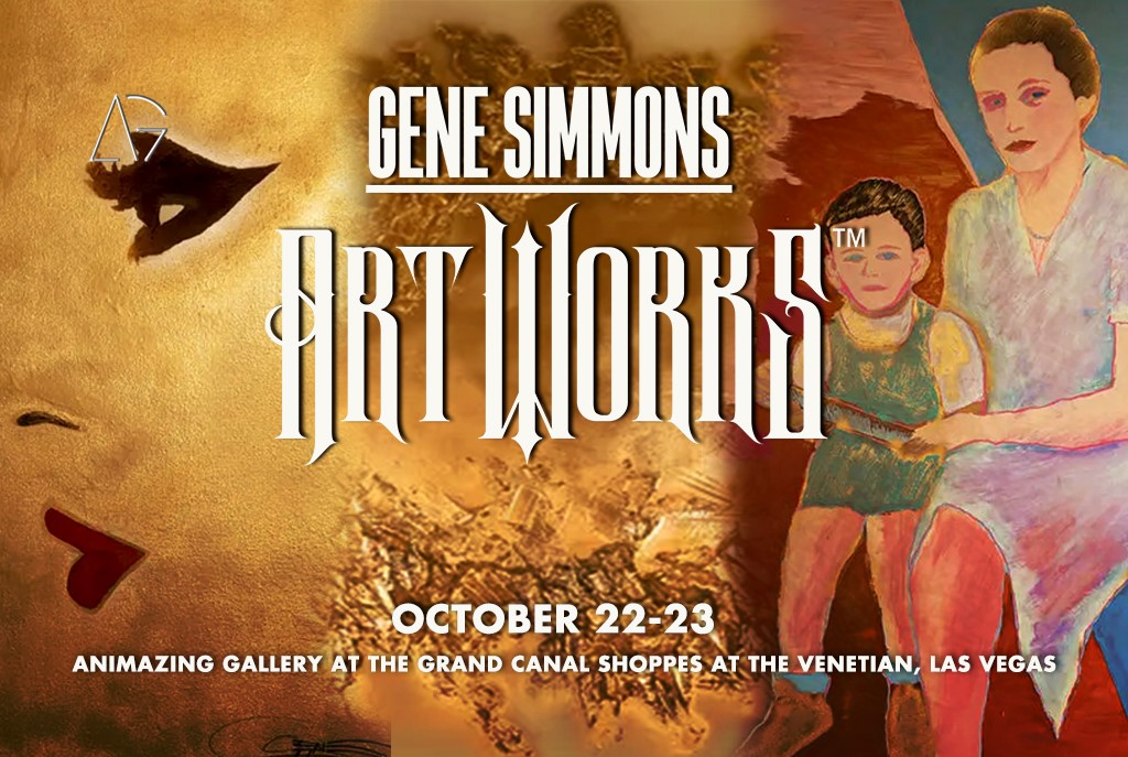 Animazing Gallery - Gene Simmons