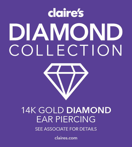 Claire's Diamond Collection from Claire's