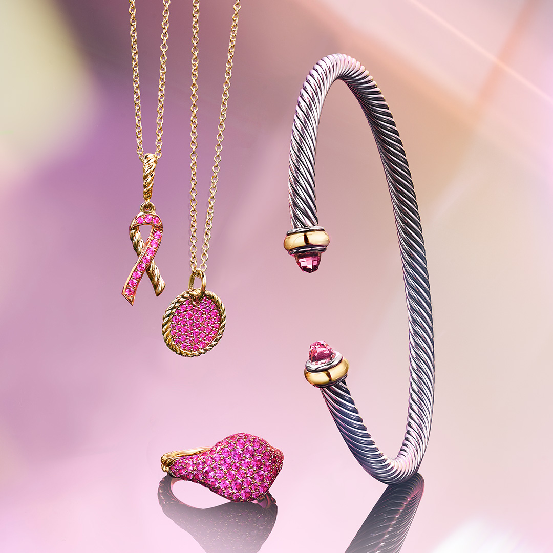 Breast Cancer Awareness Month from David Yurman