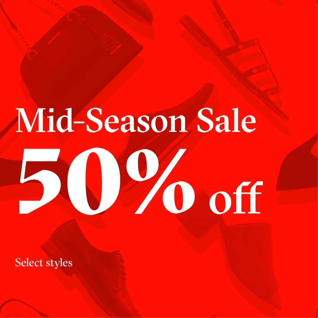 Mid-Season Sale!