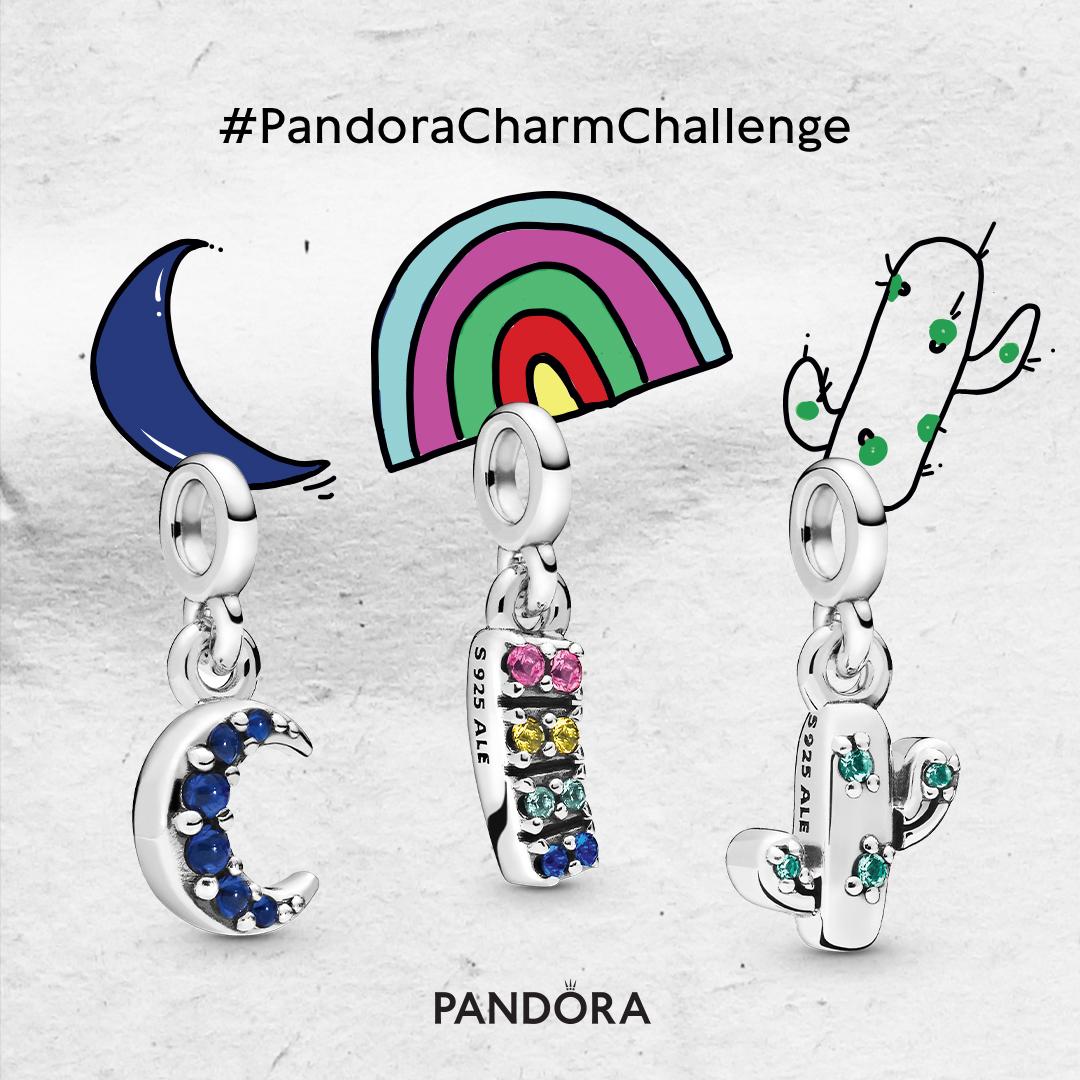 Pandora Charm Challenge