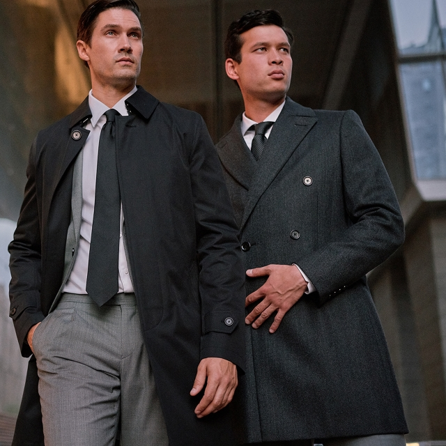Indochino Outerwear has arrived! from Indochino