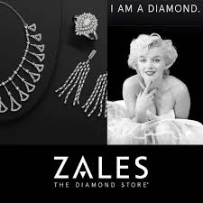 Marilyn Monroe Collection Exclusively at Zales from Zales Jewelers