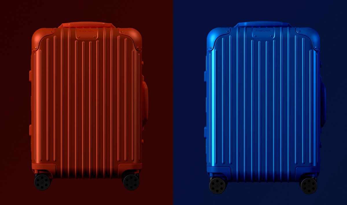 Rimowa's Original in New Colors