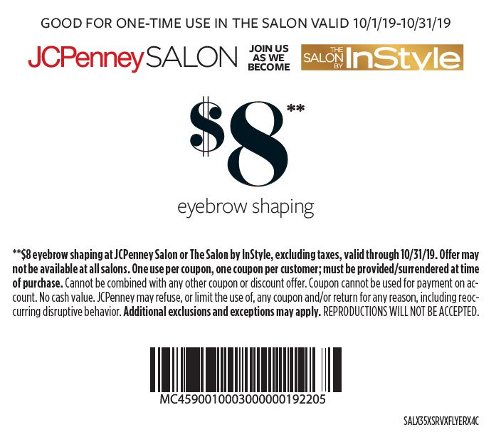 $8 eyebrow shaping