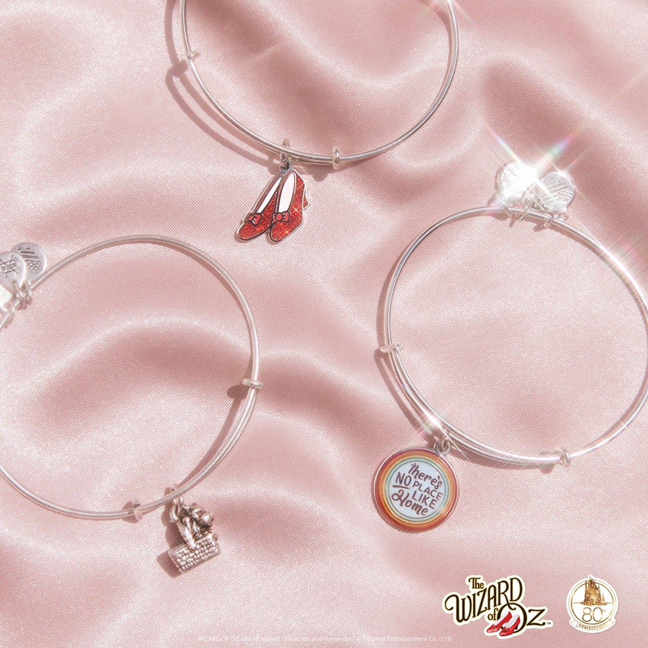 ALEX AND ANI Wizard of Oz Collection Launch from ALEX AND ANI