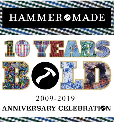 BOGO, Buy 1 Shirt, Get 1 50% off from Hammer Made