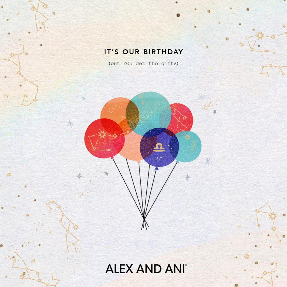 Alex and Ani Birthday from ALEX AND ANI