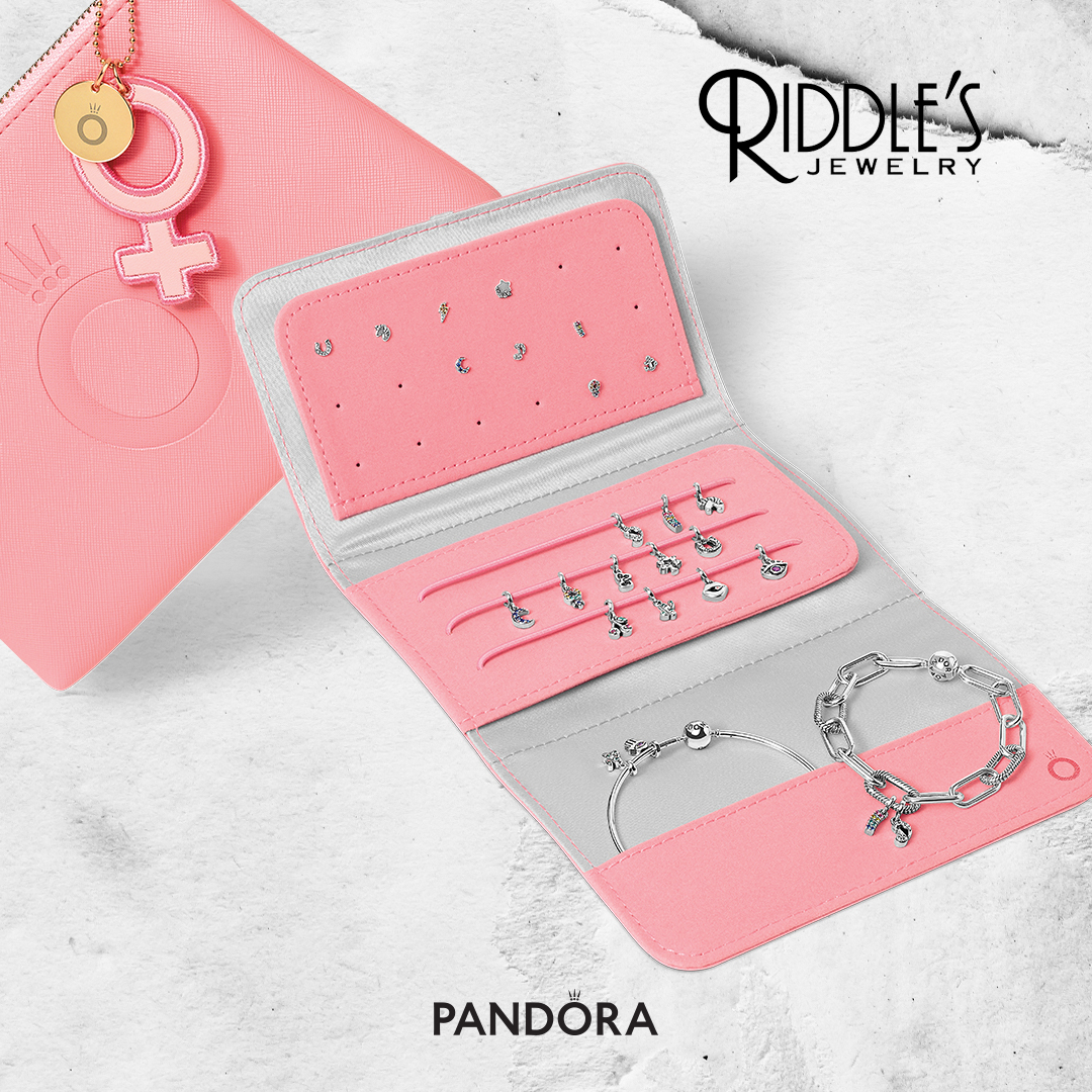 FREE PandoraMe Collector's Kit ! from Riddle's Jewelry
