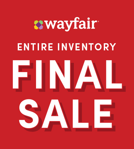 Final Sale! from Wayfair
