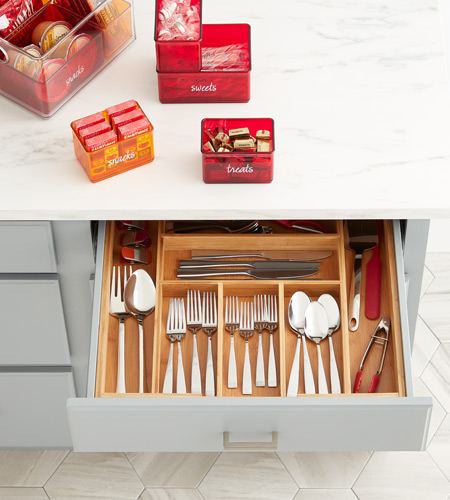 Save 25% on Kitchen Essentials from The Container Store