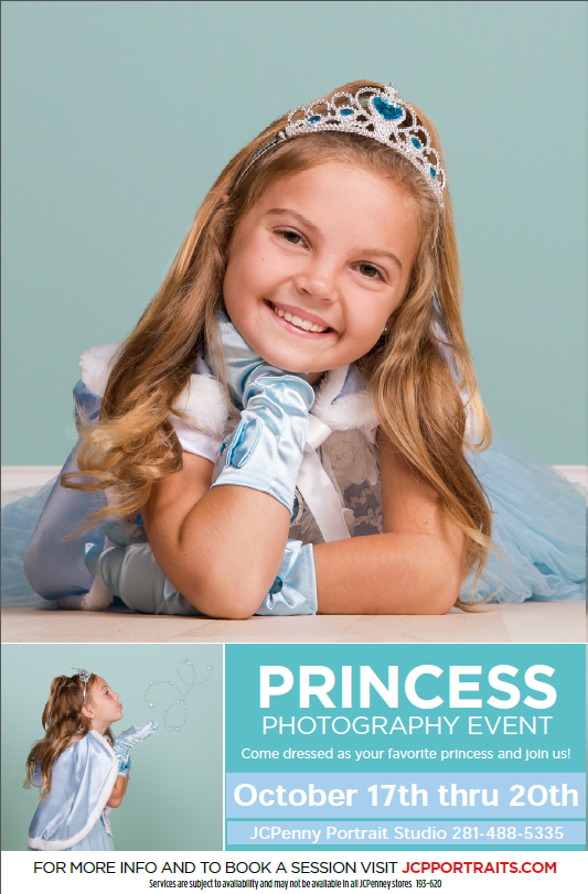 JCP Princess Event from JCPenney