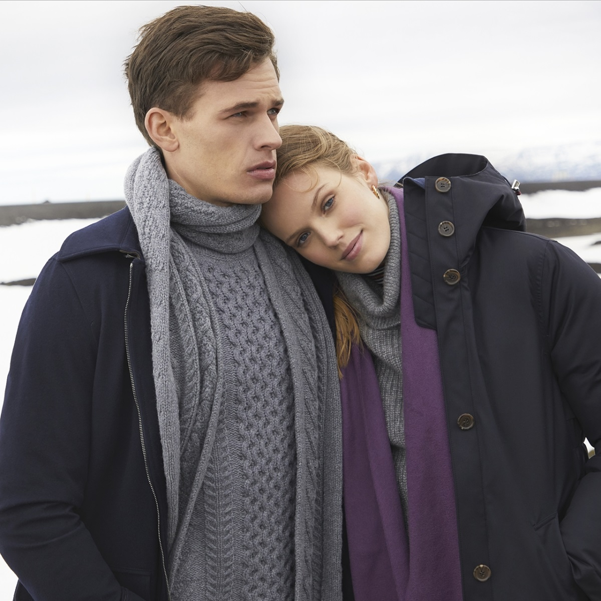 One Warm Coat from Brooks Brothers