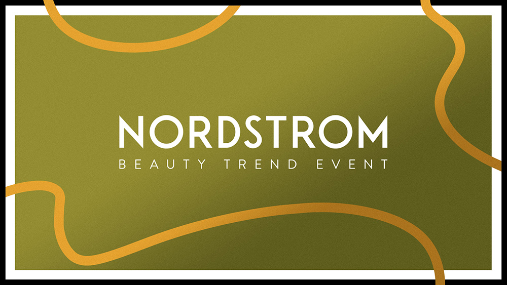 Nordstrom Fall 2019 Beauty Trend Show from Nordstrom