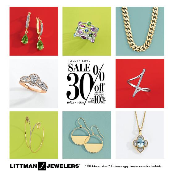 Fall in Love! from Littman Jewelers