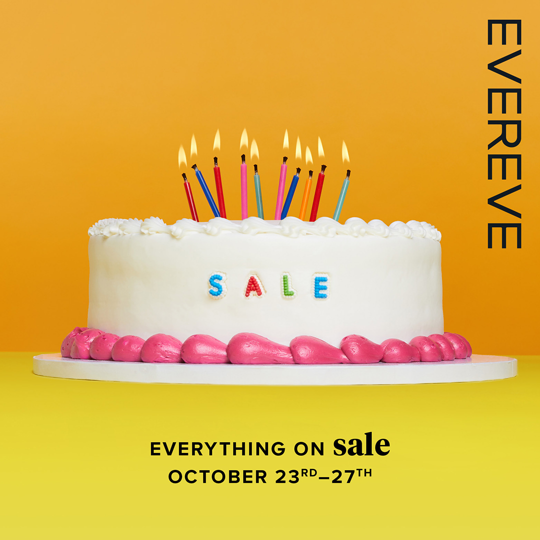 Birthday Sale! from Evereve