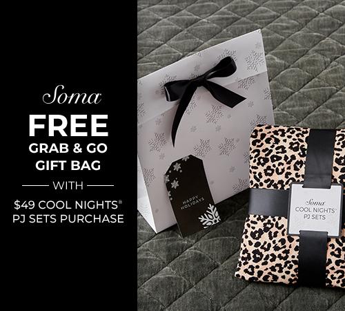 Free Grab & Go Gift Bag*