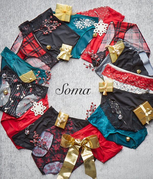 5/$40 PANTY EVENT from Soma Intimates