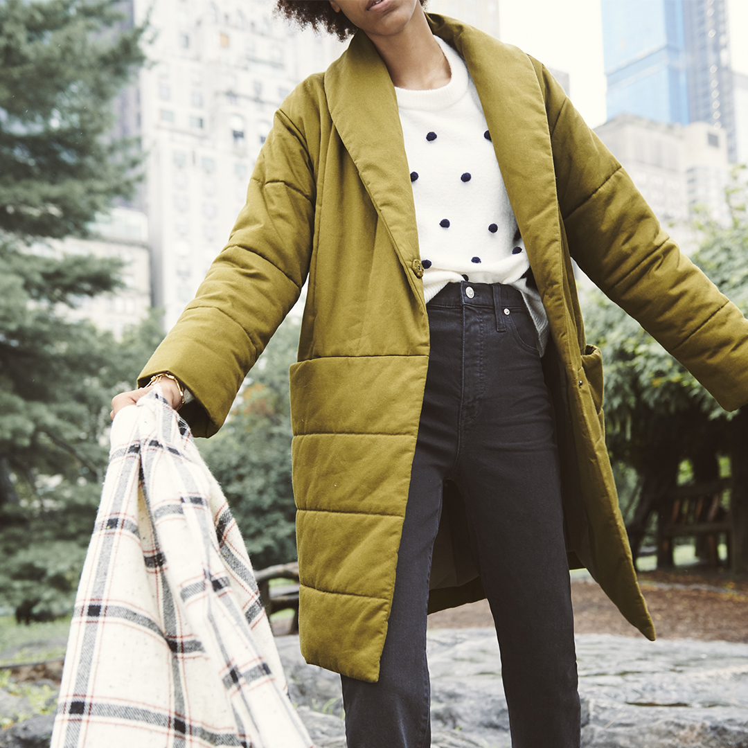 Create Your Fall Wardrobe from Madewell
