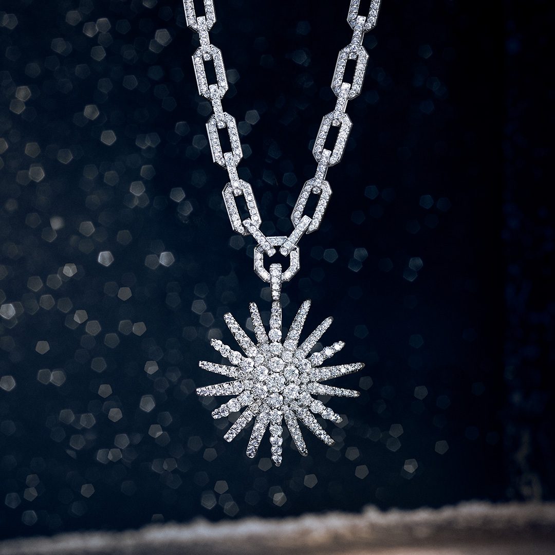 New Starburst Pendant from David Yurman