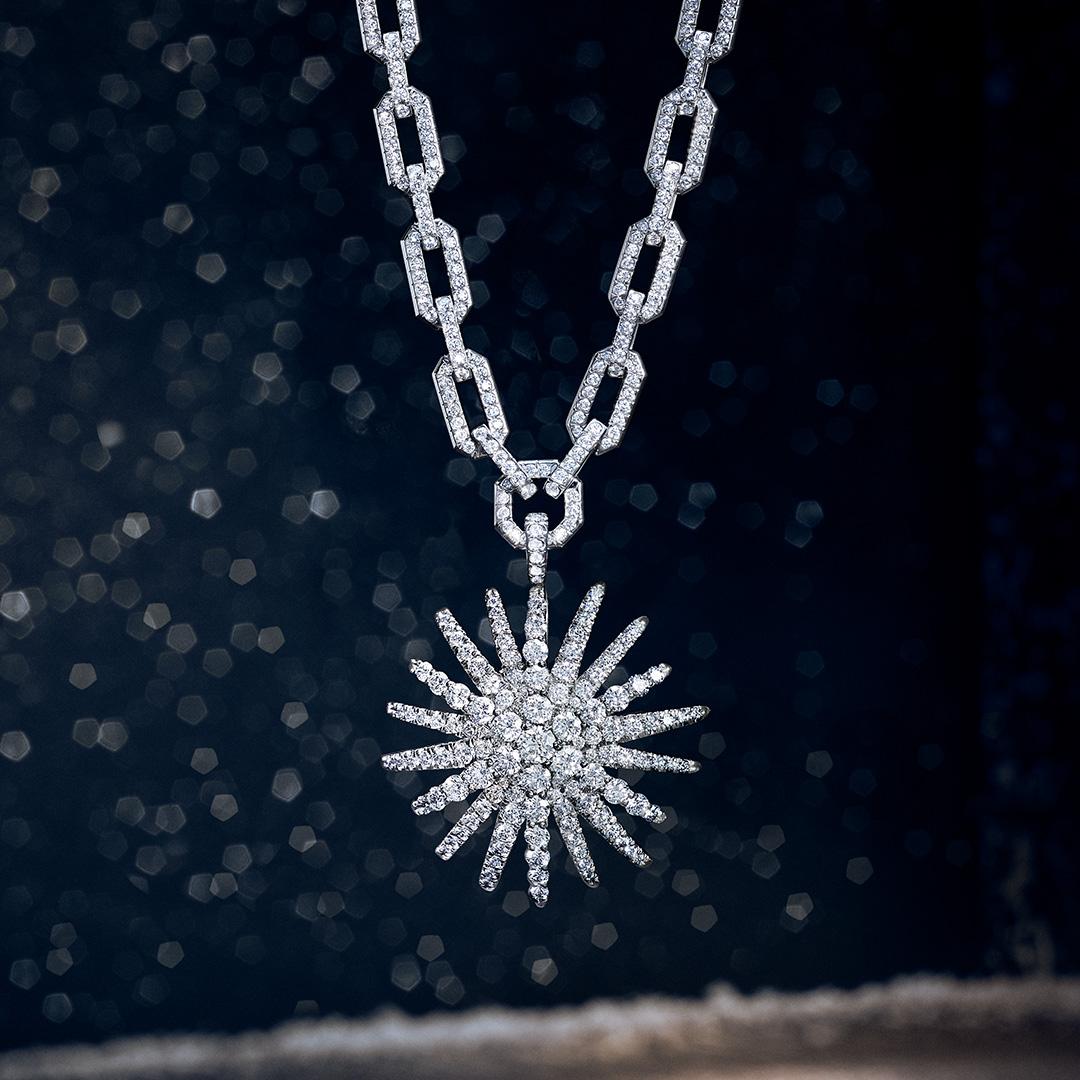New Starburst Pendant from David Yurman