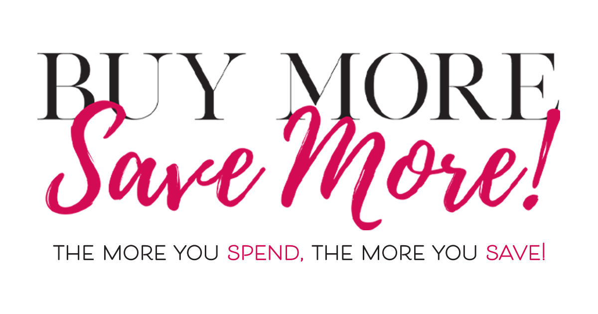 Buy More Save More from Riddle's Jewelry