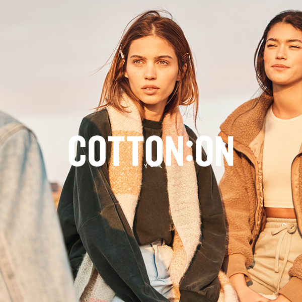 Fleece Sale at Cotton On! from Cotton On