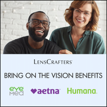 Use Your Benefits Today! from LensCrafters