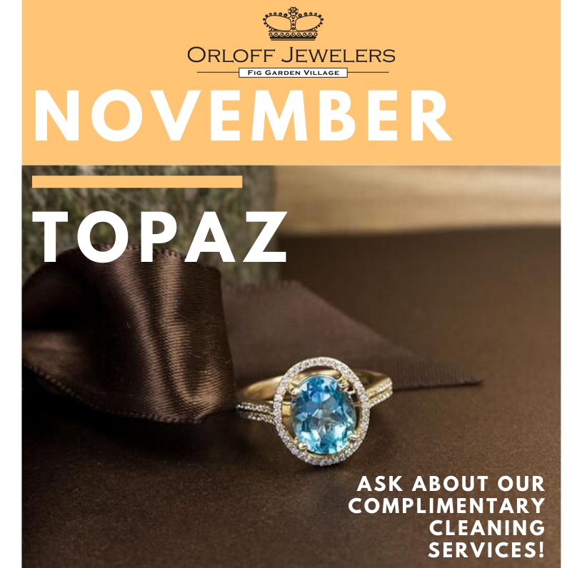 Restyle your Topaz Pieces! from Orloff Jewelers
