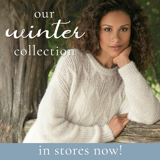 Soft Surroundings Winter Collection