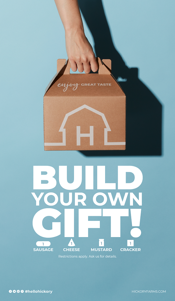 Build Your Own Gift! from Hickory Farms