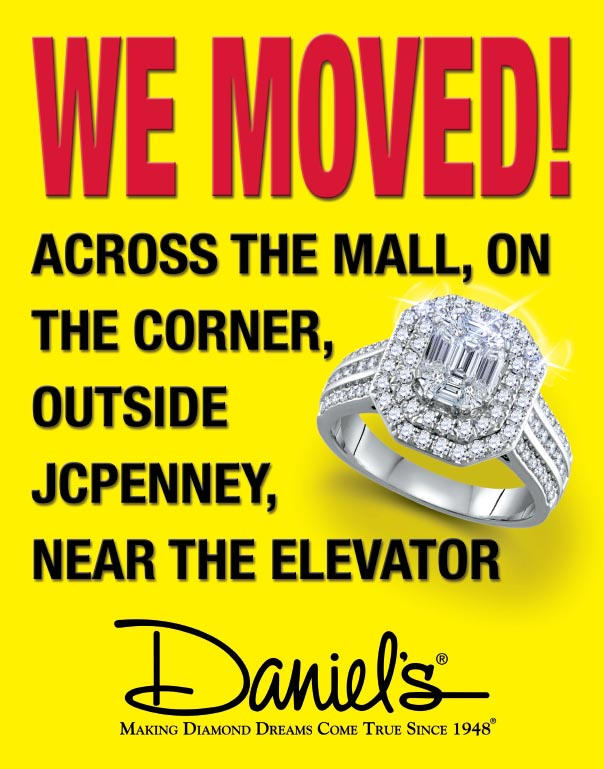 Daniel's Jewelers moved!