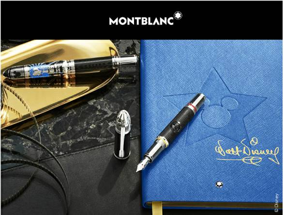 Walt Disney Tribute from Montblanc