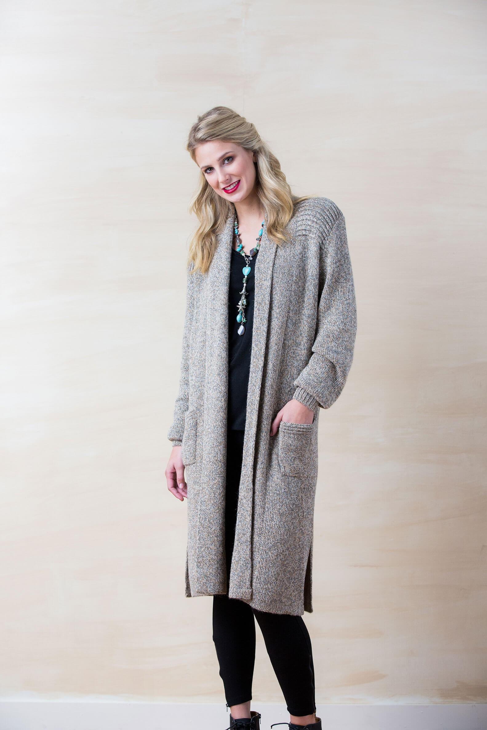 Full-length Sweater Sale from Sheepskin & Alpaca Specialties