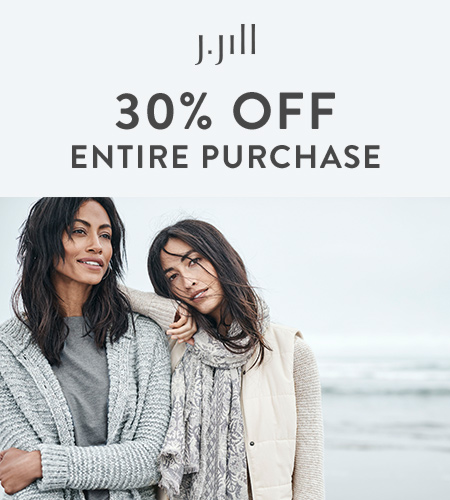 Extra 30% off Entire Purchase* from J.Jill