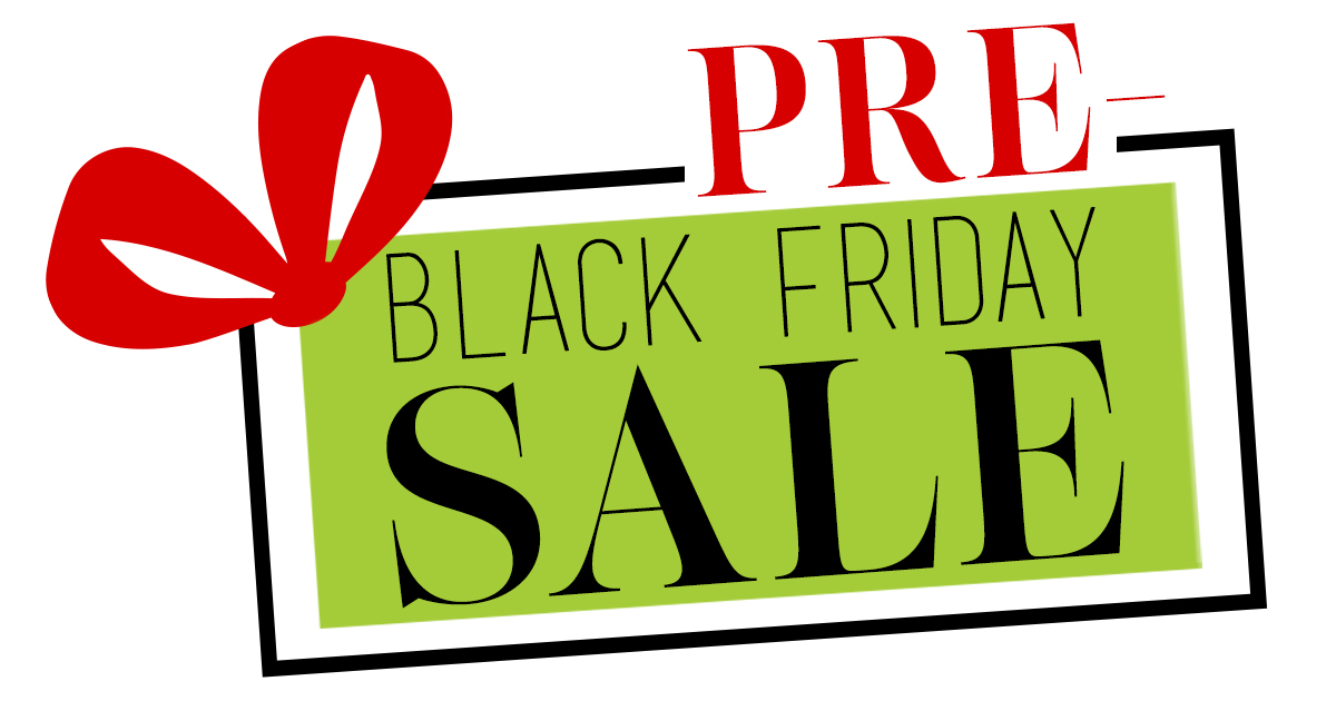 Pre-Black Friday Sale from Riddle's Jewelry