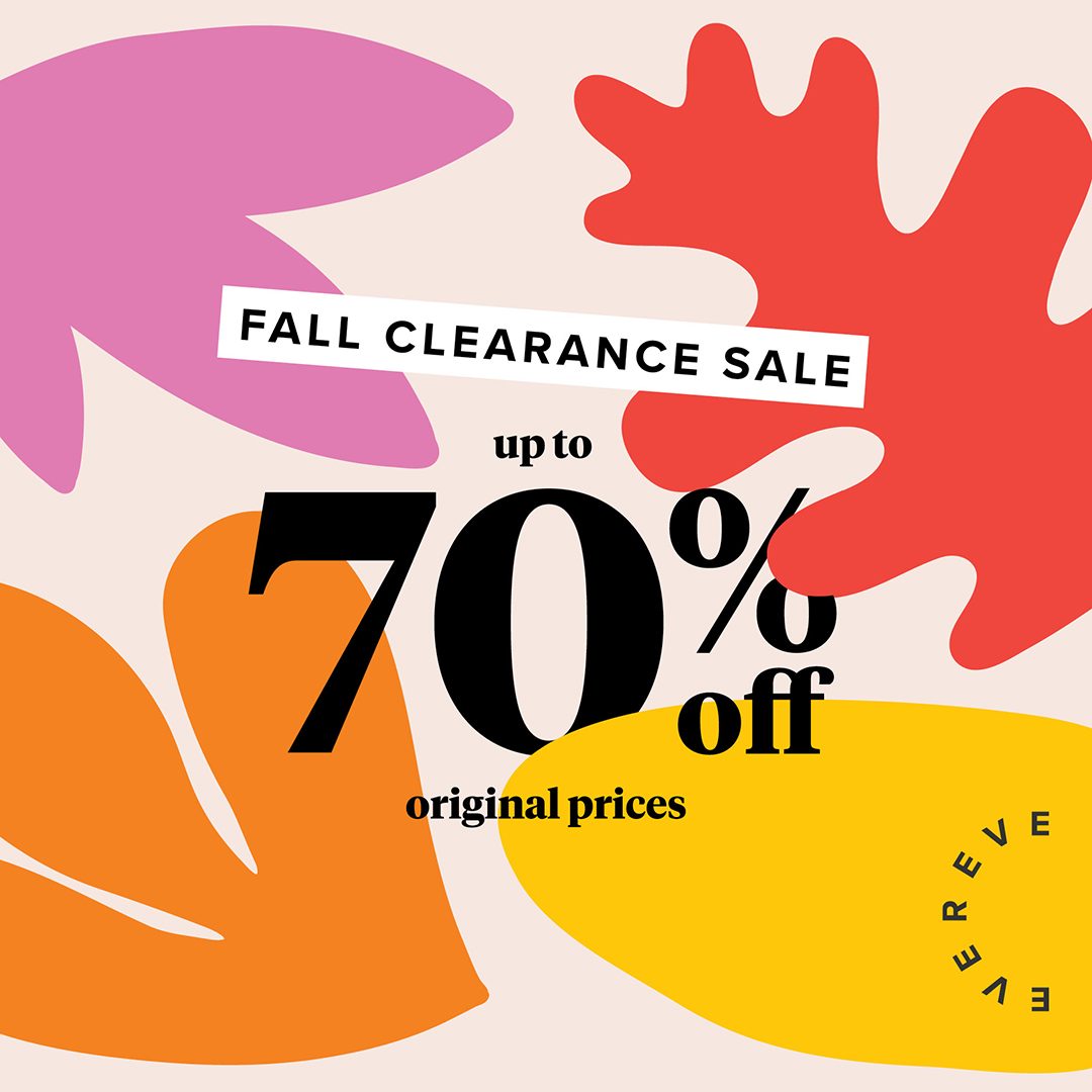 70% Off Sale Styles from Evereve
