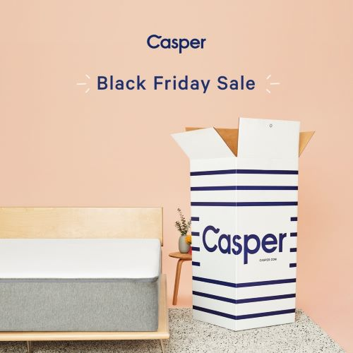Casper Black Friday Sale from Casper