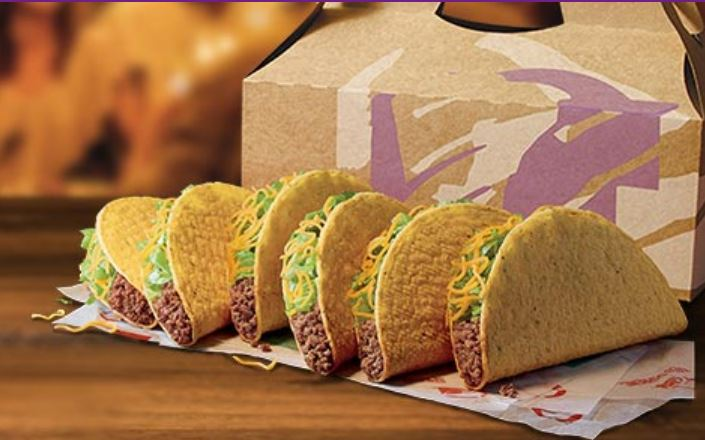 FREE Taco! from Taco Bell