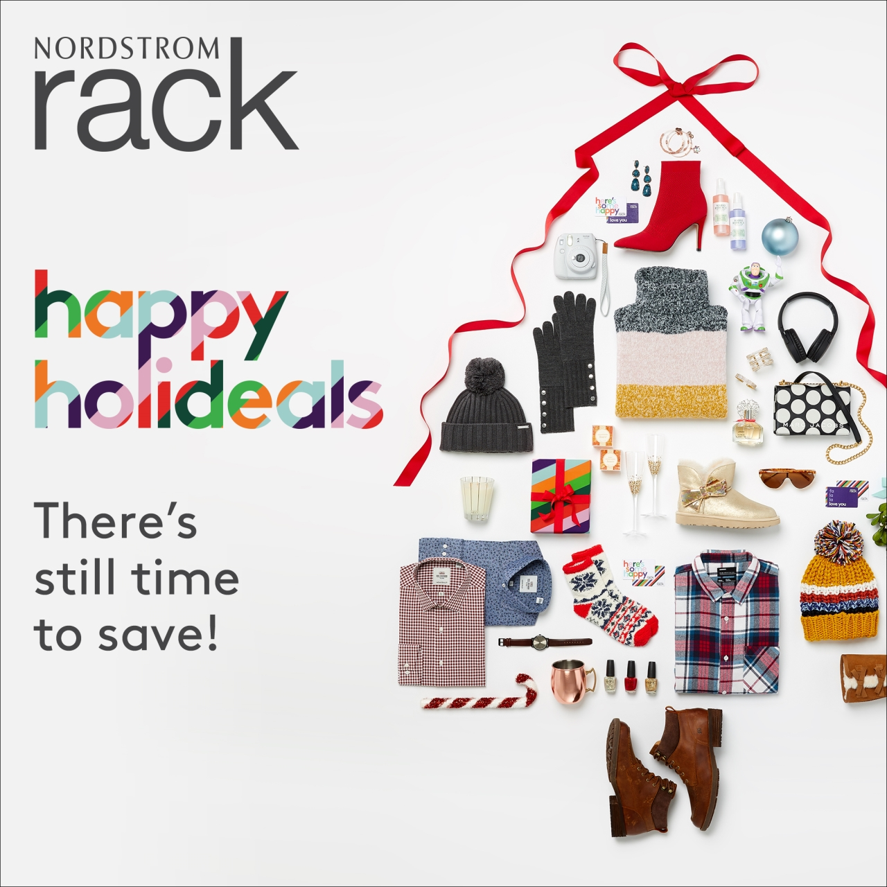 Hurry to Nordstrom Rack now for all the gifts on your list! from Nordstrom Rack