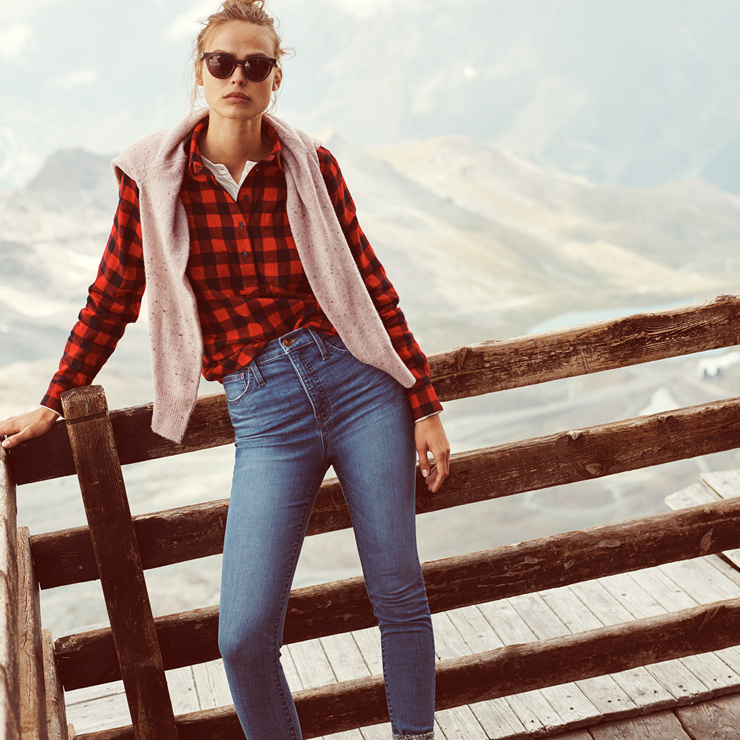 Madewell December Fashion
