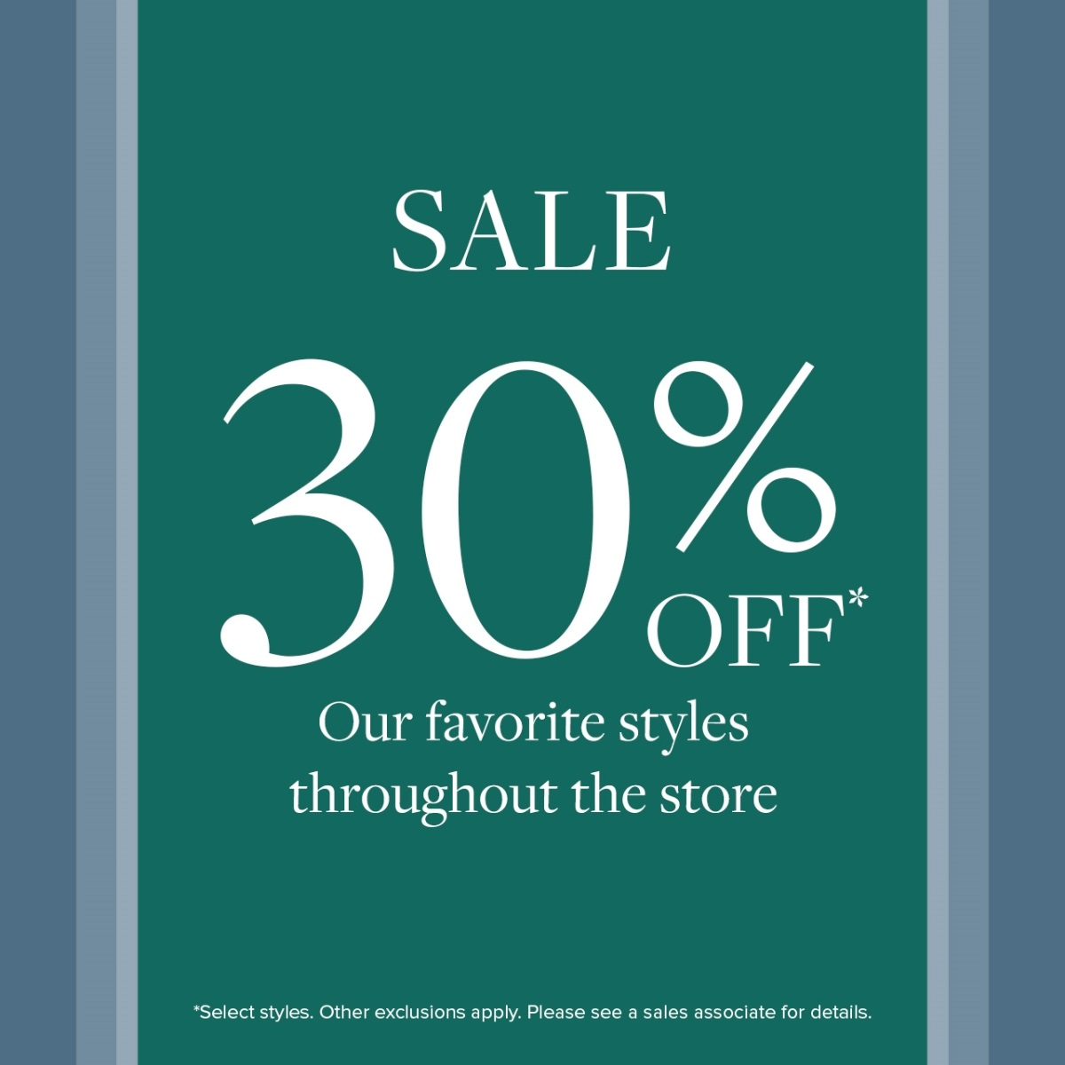 Sale from Brooks Brothers
