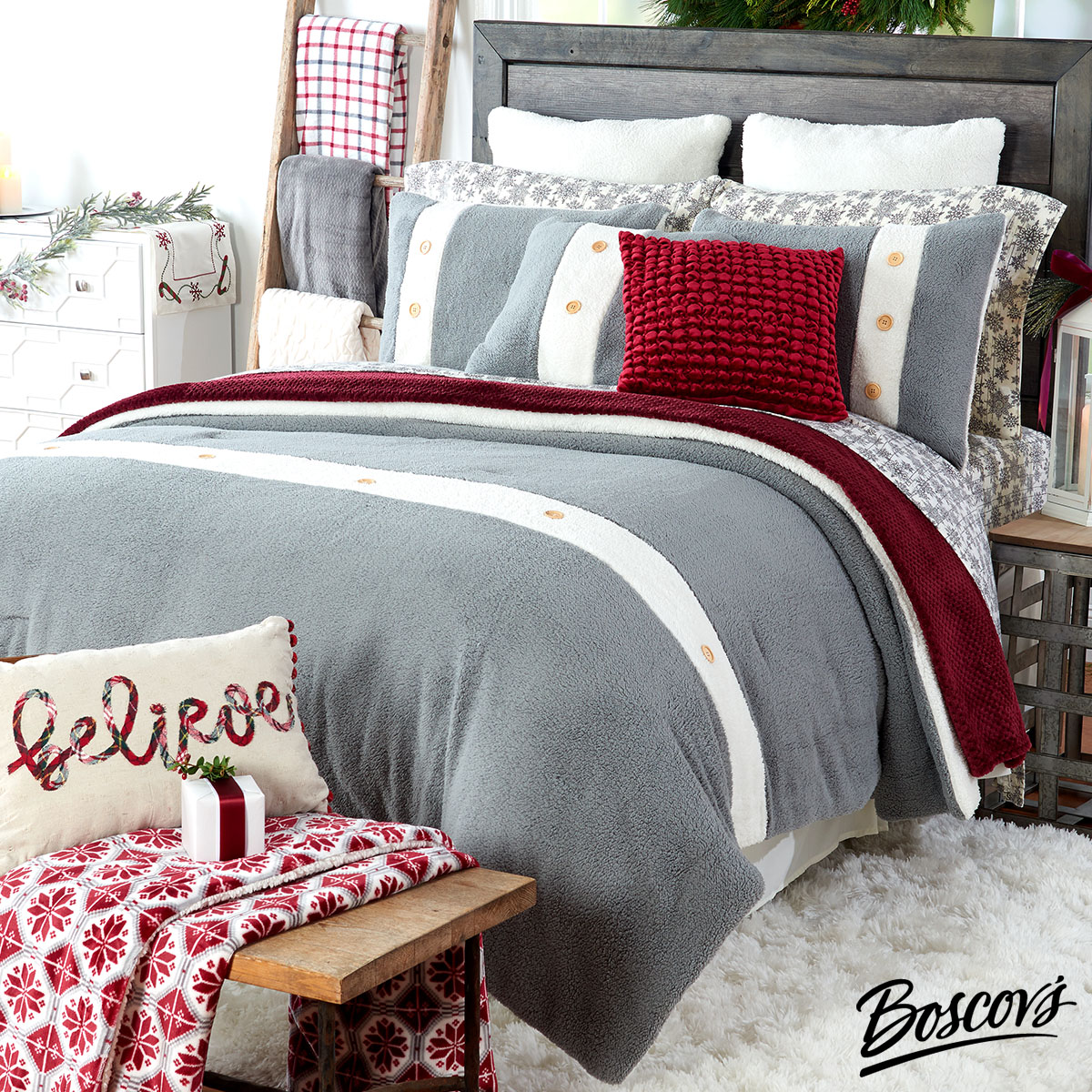 Holiday Home Sale from Boscov's