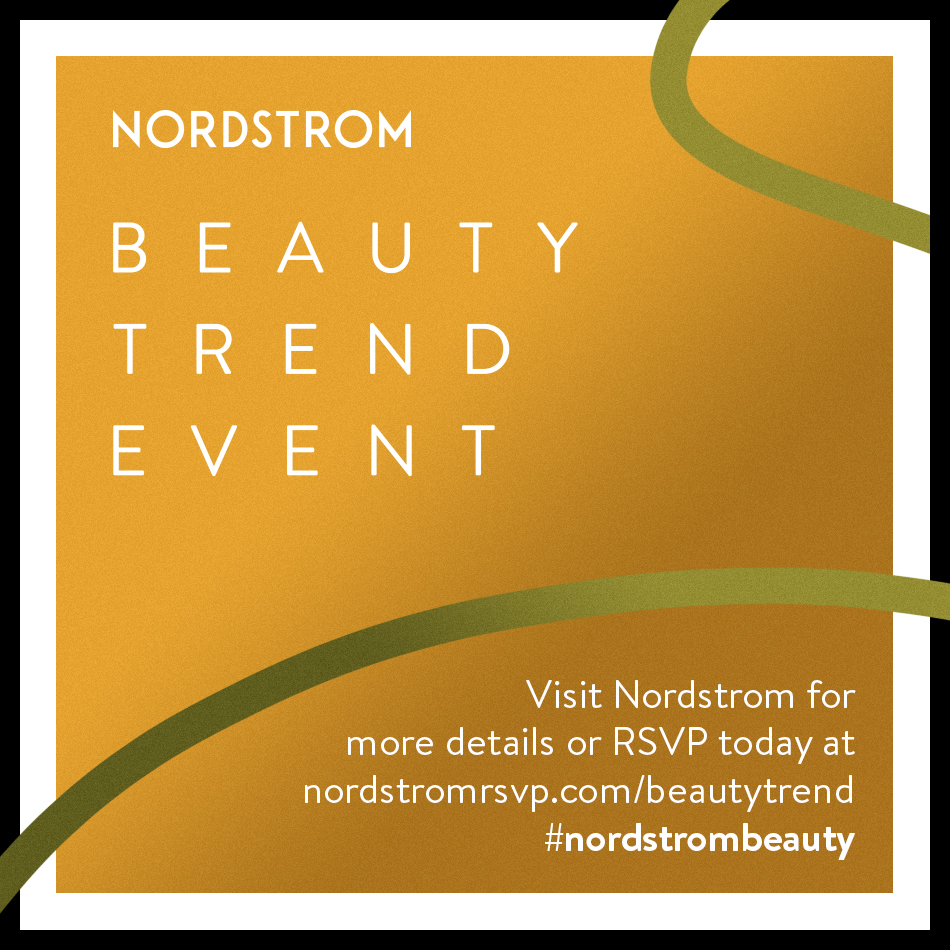 Beauty Trend Week from Nordstrom