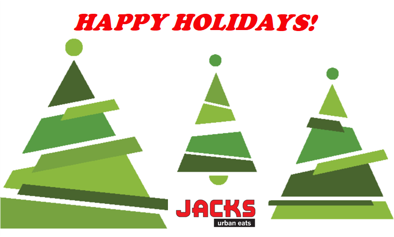 Jack's Gift Card Promotion! from Jack's Urban Eats