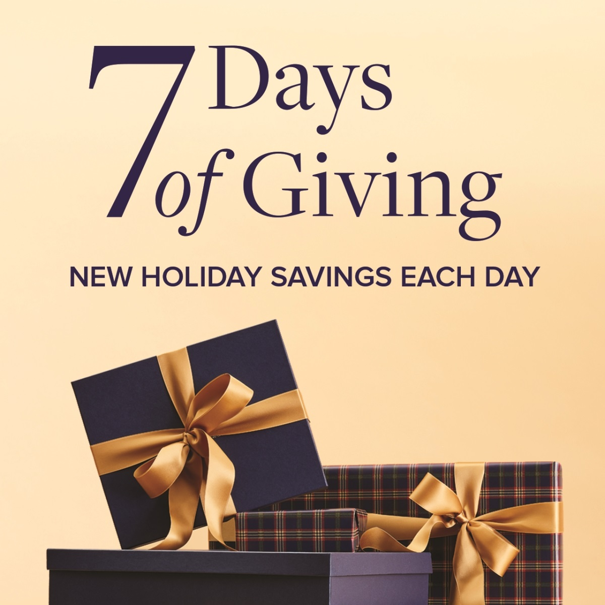 7 Days of Giving from Brooks Brothers