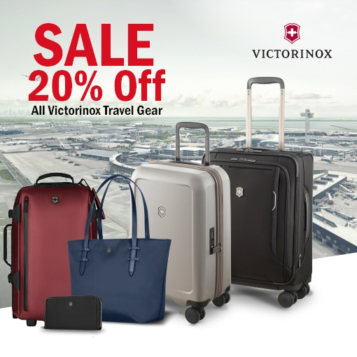 Enjoy 20% Off! from Colorado Baggage