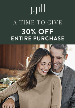 A Time to Give - 30% Off! from J.Jill