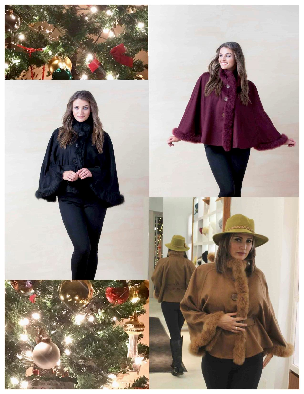20% Off Capana Cape from Sheepskin & Alpaca Specialties